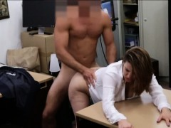 Business lady pussy fucked...